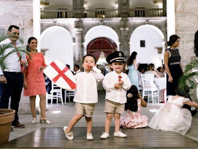 La boda de Jorge y Clara en Zafra, Badajoz 31