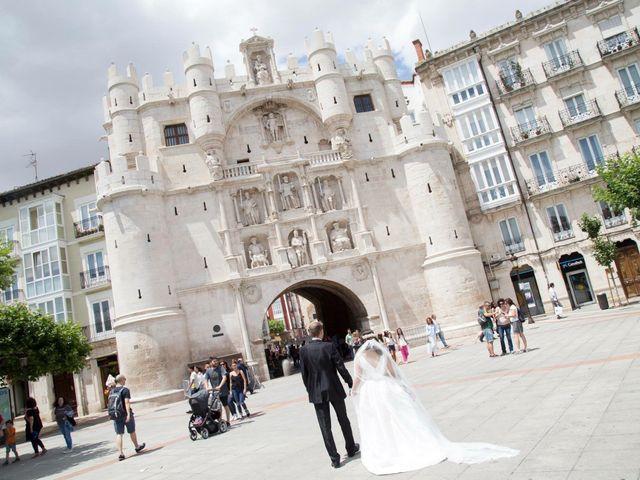 La boda de Victor y Cristina en Burgos, Burgos 3