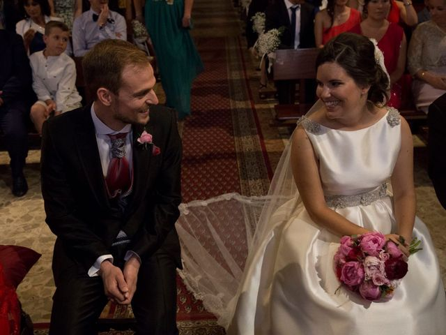 La boda de Victor y Cristina en Burgos, Burgos 8