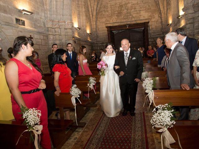 La boda de Victor y Cristina en Burgos, Burgos 9