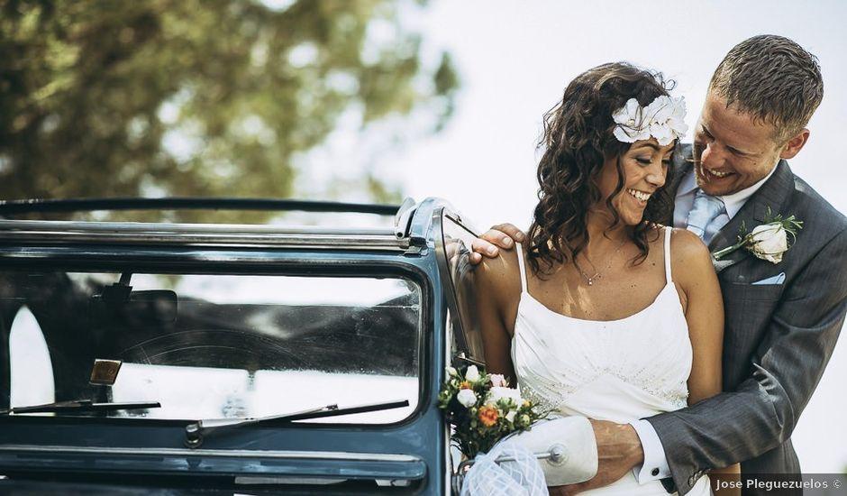 La boda de Neil y Patry en La Pineda, Tarragona
