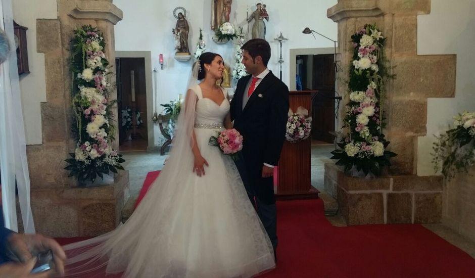 La boda de Marcos y Patricia en Arzua, A Coruña