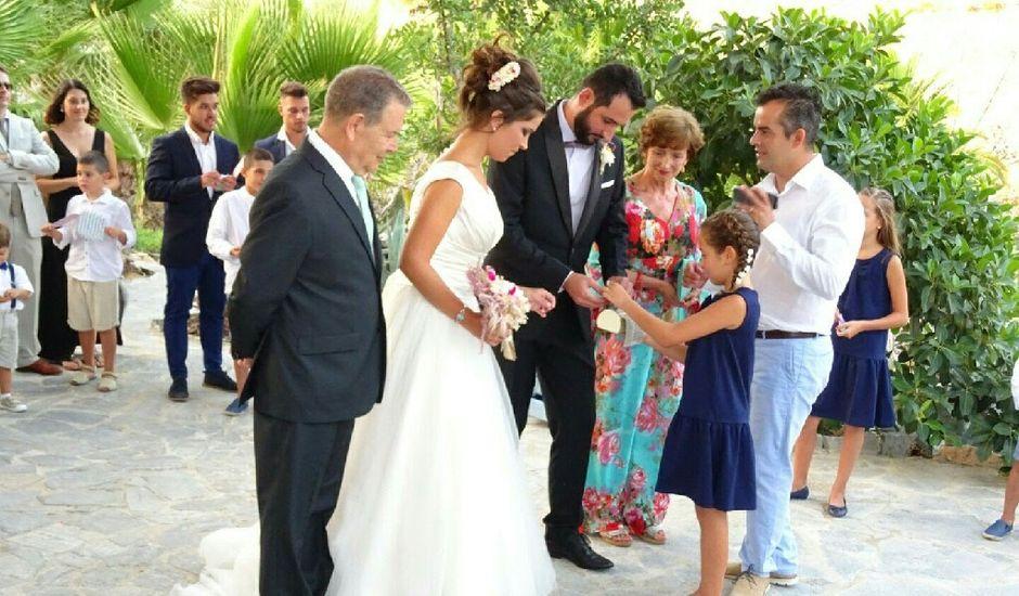 La boda de Mikel  y Aroa  en Nijar, Almería