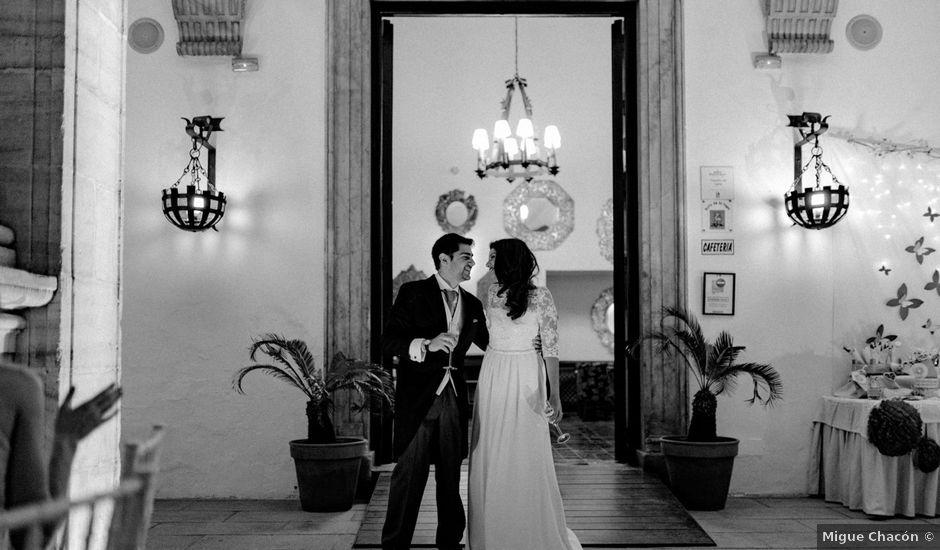 La boda de Jorge y Clara en Zafra, Badajoz