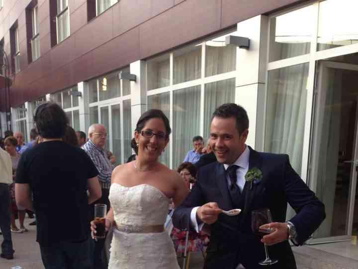 La boda de Esther y Jose