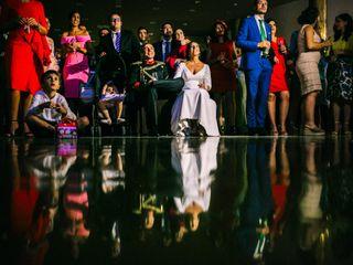 La boda de Sandra y Andres 3