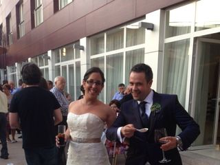 La boda de Esther y Jose