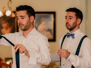 La boda de Rocío y Óscar 1