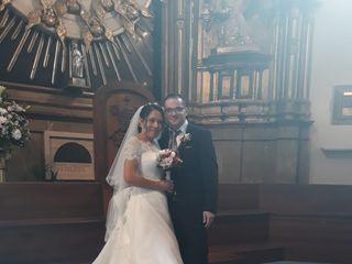 La boda de Rafa   y Wendy