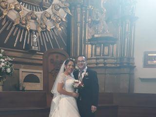 La boda de Rafa   y Wendy  2