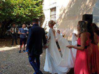 La boda de Alexandra  y Teo 1
