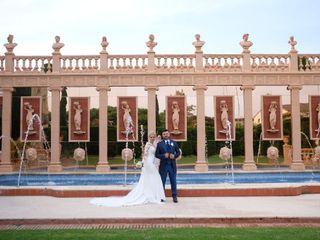 La boda de Alexandra  y Teo