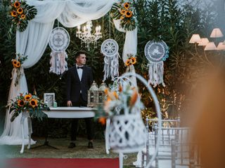 La boda de Montse y Milu 1
