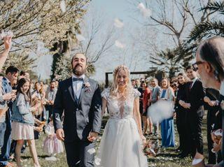 La boda de Aixa y Pol