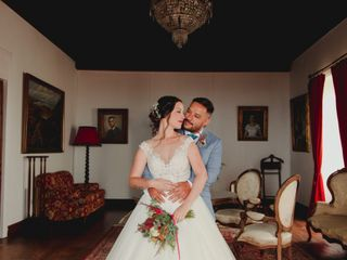 La boda de Ainoha y Adrián