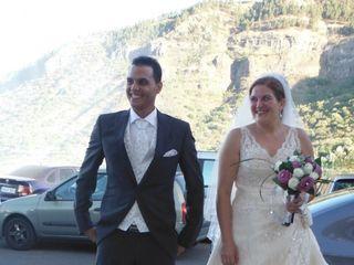 La boda de Deriman y Penelope