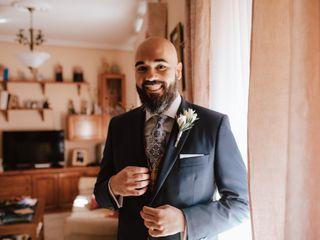 La boda de África y Daniel 1