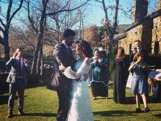 La boda de Maria y Santiago