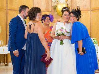 La boda de Nicole y Manuel 1