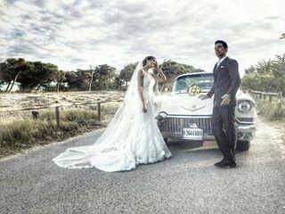 La boda de Marisol y Alberto
