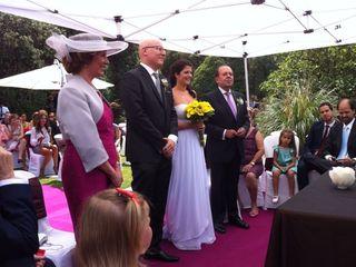 La boda de Meritxell y Antonio