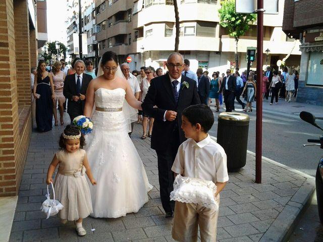 La boda de Jose y Esther en Albacete, Albacete 6