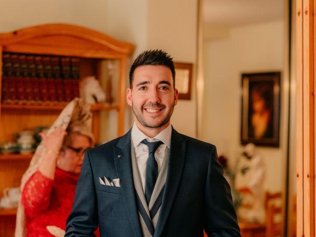 La boda de Óscar y Rocío en Ciudad Real, Ciudad Real 9