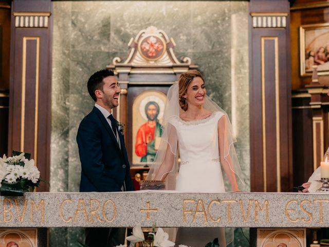 La boda de Óscar y Rocío en Ciudad Real, Ciudad Real 43