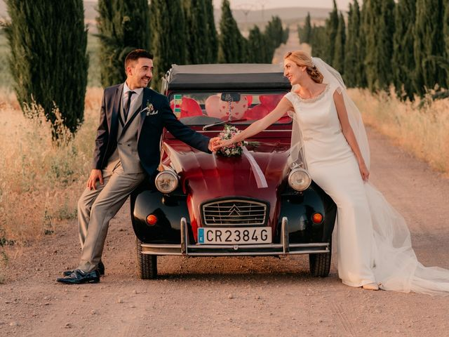 La boda de Óscar y Rocío en Ciudad Real, Ciudad Real 69