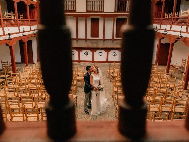 La boda de Óscar y Rocío en Ciudad Real, Ciudad Real 1