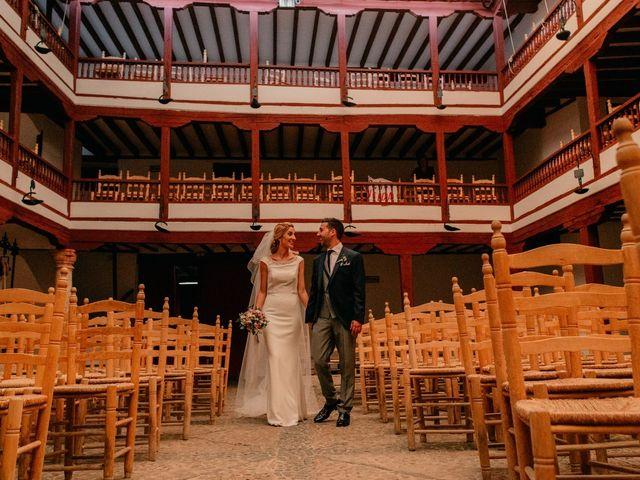 La boda de Óscar y Rocío en Ciudad Real, Ciudad Real 75