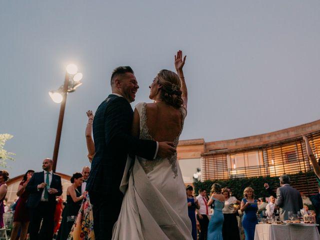 La boda de Óscar y Rocío en Ciudad Real, Ciudad Real 100
