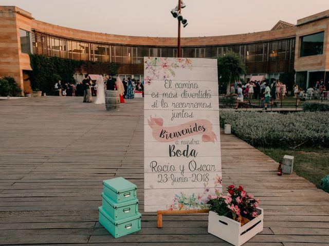 La boda de Óscar y Rocío en Ciudad Real, Ciudad Real 103