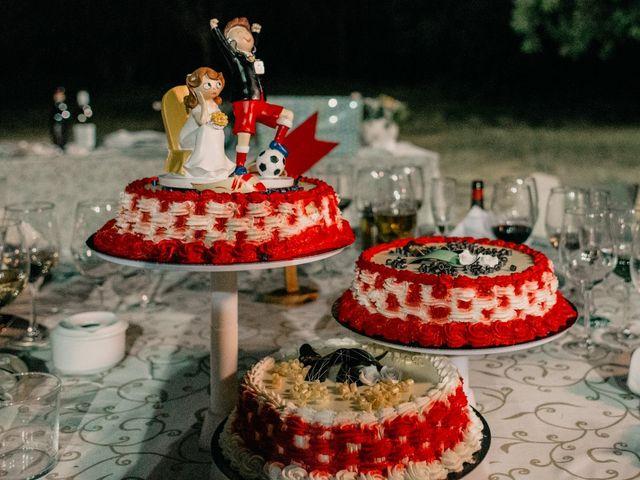 La boda de Óscar y Rocío en Ciudad Real, Ciudad Real 121