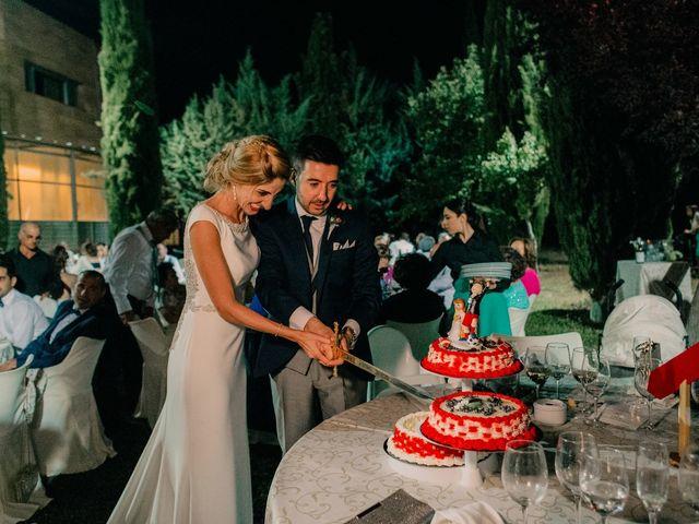 La boda de Óscar y Rocío en Ciudad Real, Ciudad Real 122