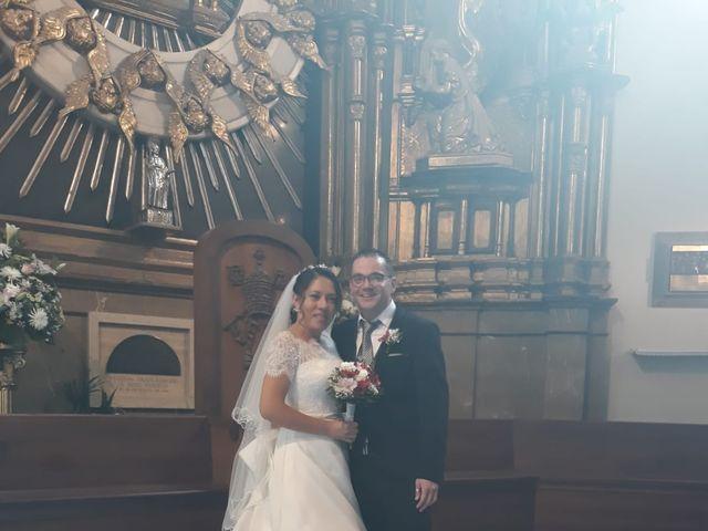 La boda de Wendy  y Rafa   en Madrid, Madrid 1