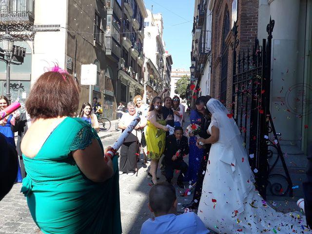 La boda de Wendy  y Rafa   en Madrid, Madrid 2
