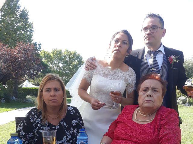 La boda de Wendy  y Rafa   en Madrid, Madrid 5