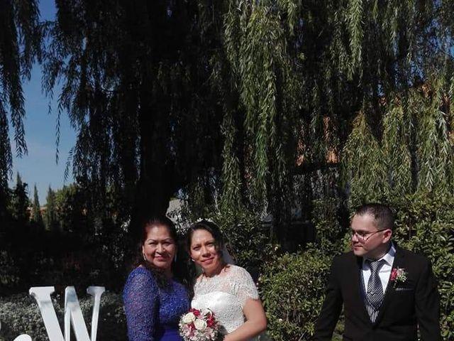 La boda de Wendy  y Rafa   en Madrid, Madrid 6