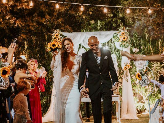 La boda de Montse y Milu