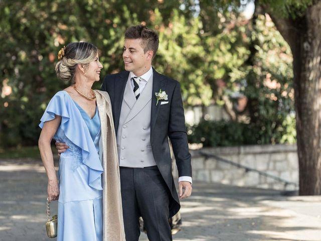 La boda de Iván y Patricia en Torrelodones, Madrid 13