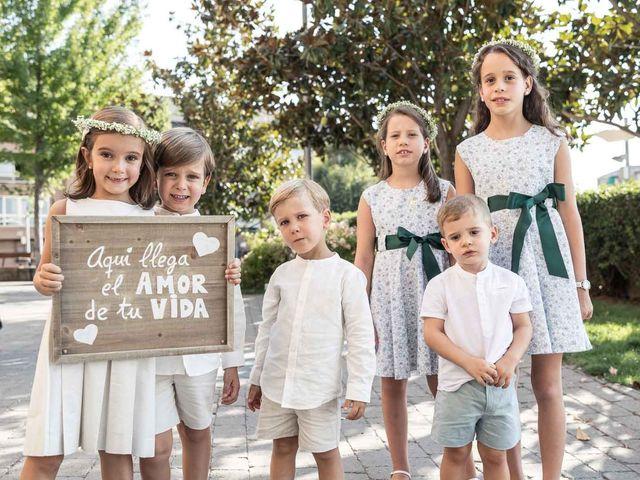 La boda de Iván y Patricia en Torrelodones, Madrid 14