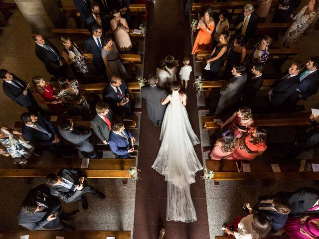 La boda de Iván y Patricia en Torrelodones, Madrid 16