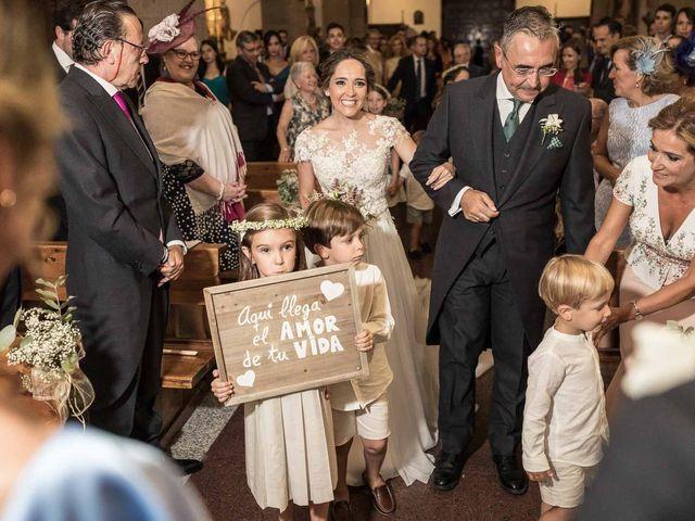 La boda de Iván y Patricia en Torrelodones, Madrid 17