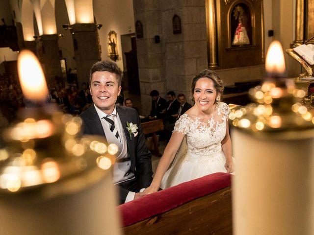 La boda de Iván y Patricia en Torrelodones, Madrid 19