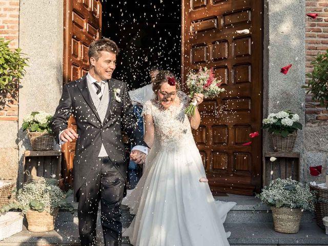 La boda de Iván y Patricia en Torrelodones, Madrid 24