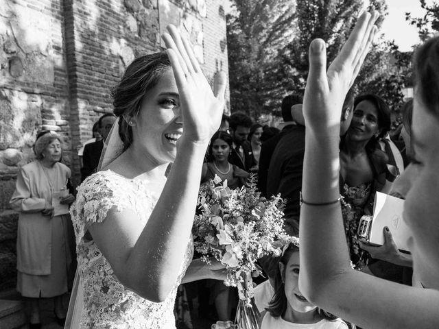 La boda de Iván y Patricia en Torrelodones, Madrid 25