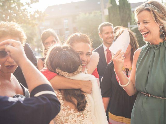 La boda de Iván y Patricia en Torrelodones, Madrid 29