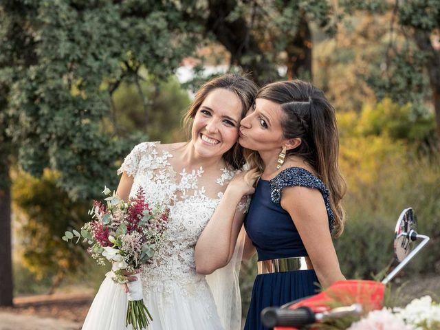 La boda de Iván y Patricia en Torrelodones, Madrid 33