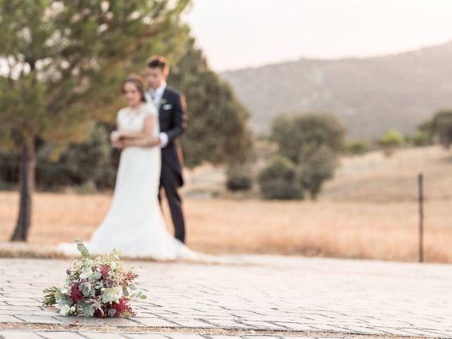 La boda de Iván y Patricia en Torrelodones, Madrid 34